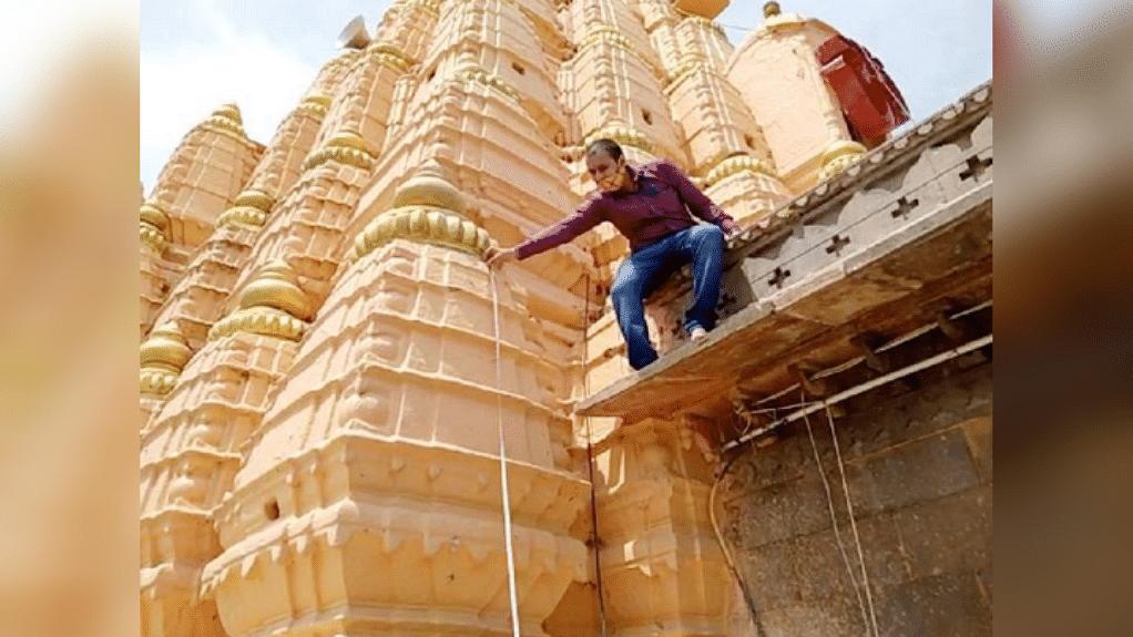 महाकाल मंदिर की मजबूती जांचने के लिए पहुंची विशेषज्ञों की टीम, जांच शुरू