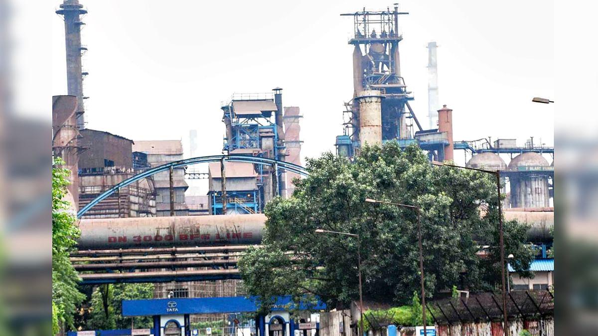 जमशेदपुर : टाटा स्टील के प्लांट में हादसा होने से सीनियर मैनेजर की मौत