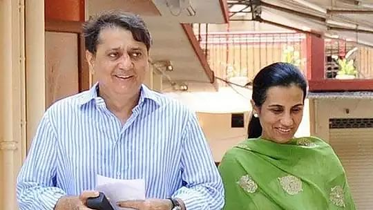 ICICI बैंक की पूर्व CEO चंदा कोचर के पति दीपक कोचर को ED ने किया गिरफ्तार