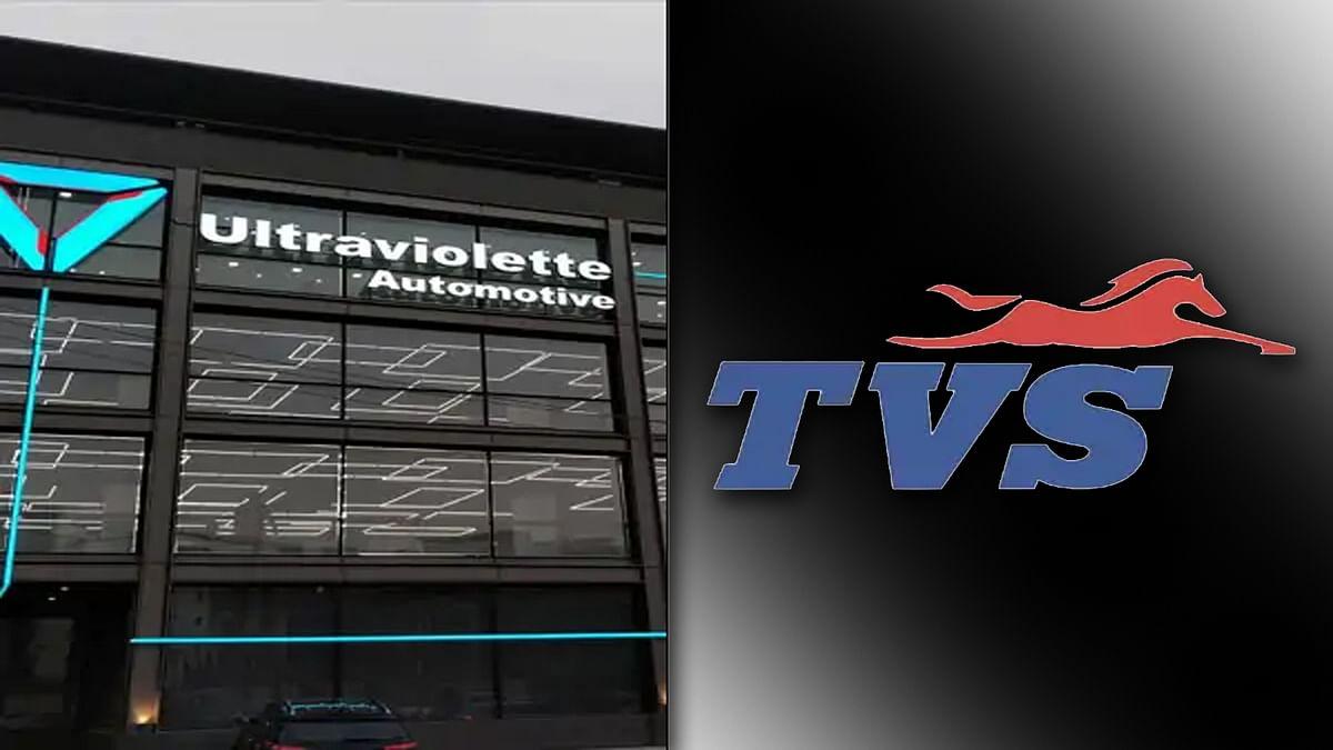 TVS Motor partnered with startup company Ultraviolette