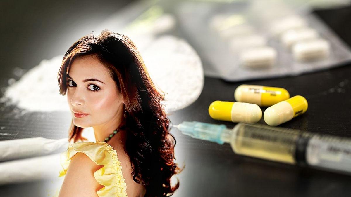 #DiaMirza : NCB की नोक पर दिया मिर्ज़ा, अभिनेत्री ने खारिज किए आरोप