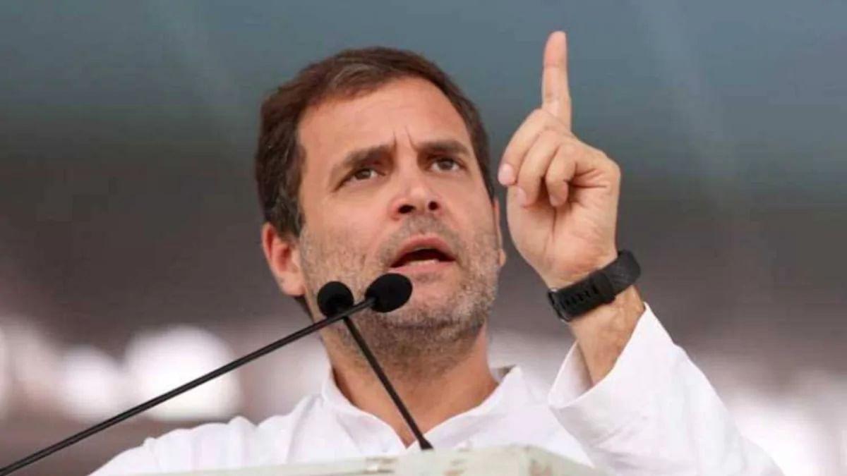 राहुल का मोदी से सवाल-चीन ने हमारी जमीन ले ली, क्या यह भी 'एक्ट ऑफ गॉड' है