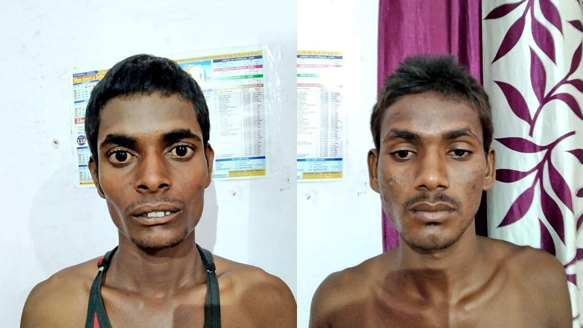 रतलाम : गैंगरेप और हत्या के 2 आरोपी पुलिस को धक्का देकर फरार, एक गिरफ्त में