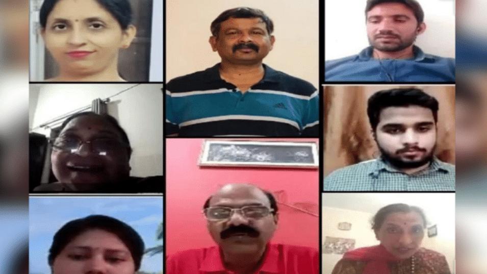 हिन्दी दिवस विशेष: हिन्दी हैं हम अभियान के तहत वेबिनार आयोजित,बताई कई बातें