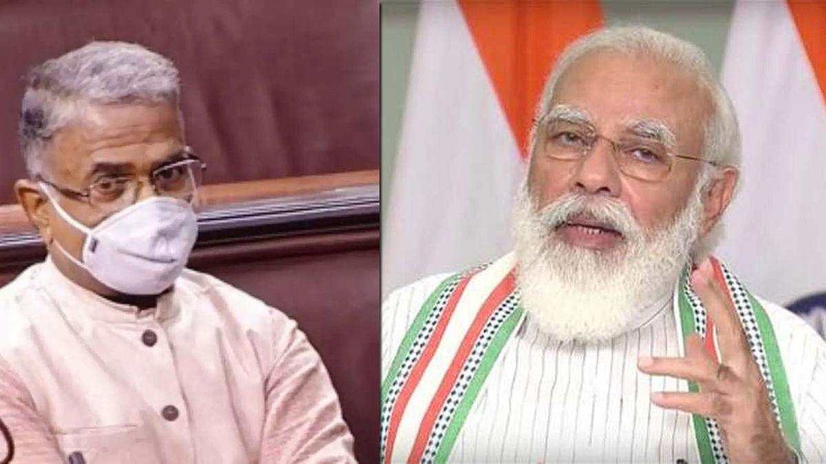 PM मोदी हरिवंश के पत्र पर हुए मुरीद- देशवासियों से किया पढ़ने का आग्रह
