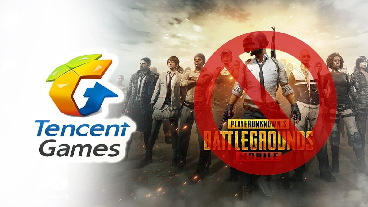 PUBG disappears from Google and Apple stores in India