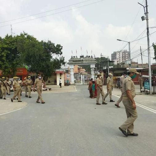 गोरखनाथ मंदिर को 24 घंटे के अंदर बम से उड़ाने की धमकी- हाई अलर्ट पर पुलिस