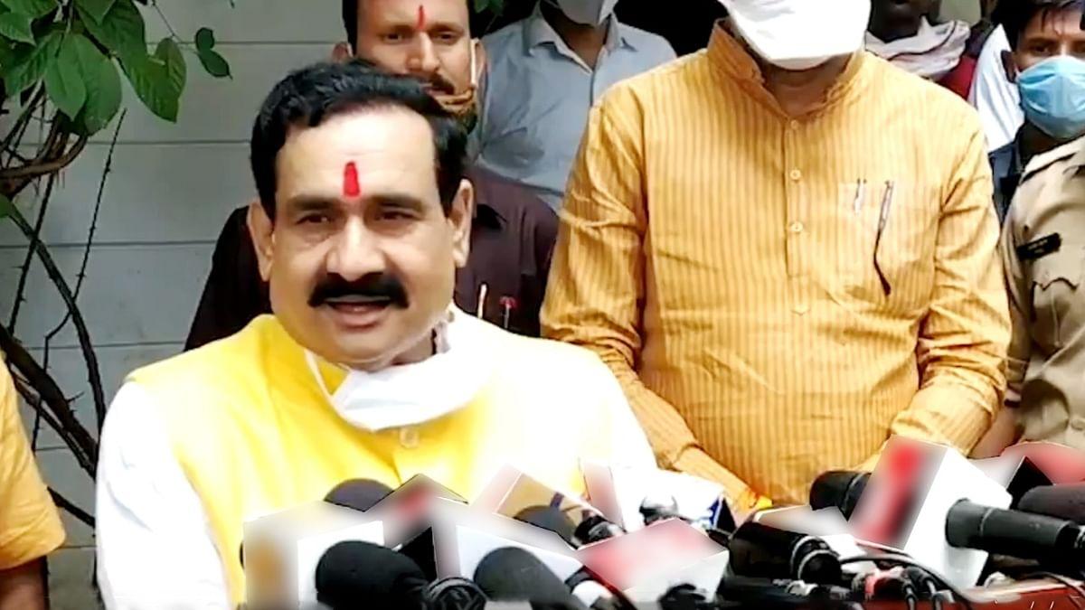 कांग्रेस की खाट पर चर्चा पर बोले गृहमंत्री मिश्रा,नाथ को दी चेतुआ की संज्ञा