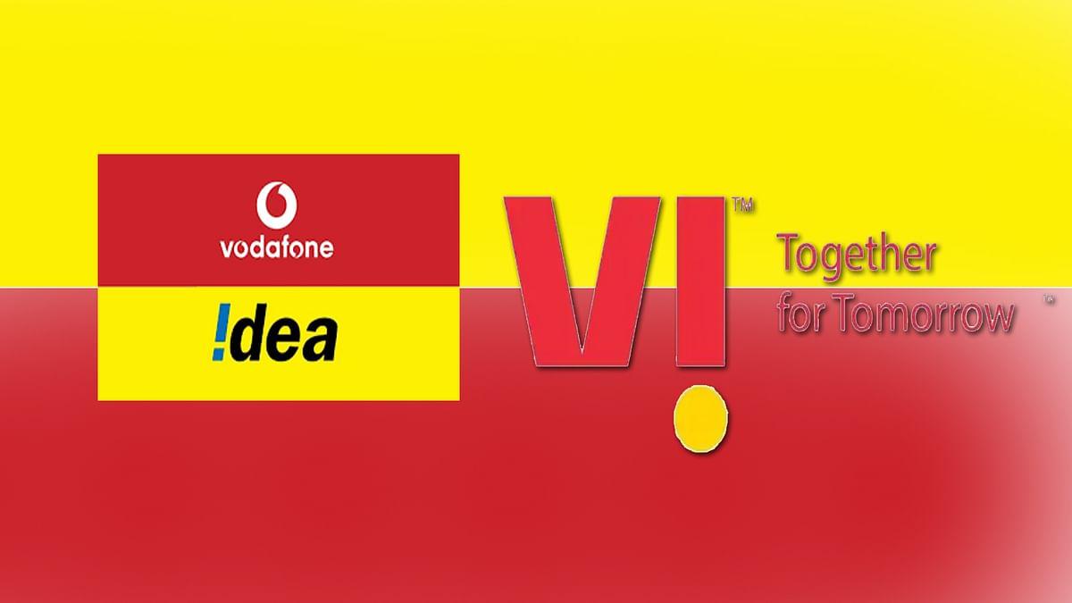 Vodafone Idea New Name 'VI'