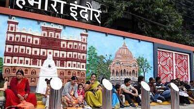 'गंदगी भारत छोड़ो- मध्य प्रदेश' अभियान में इंदौर ने मारी बाजी, बना नंबर 1