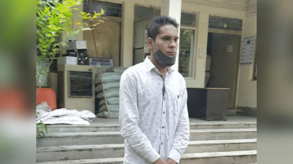 बड़े तालाब में स्ट्रीट डॉग को फेंकने वाला आरोपी गिरफ्तार
