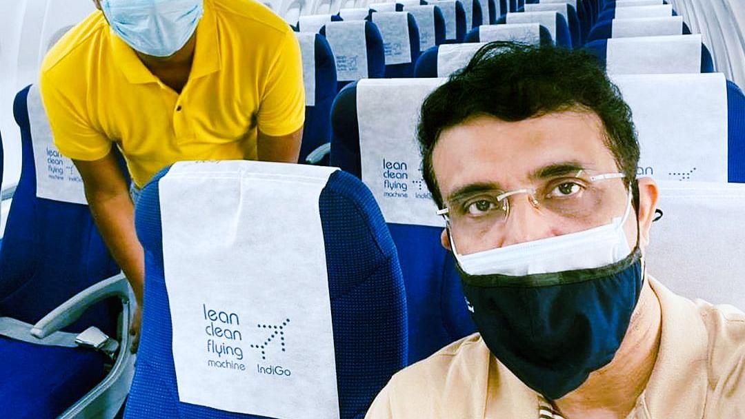 IPL 2020: सौरव गांगुली आईपीएल को लेकर दुबई में लेंगे जायजा