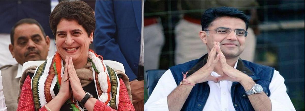 उप चुनाव : सिंधिया को उनके ही गढ़ में घेरने की कांग्रेस ने बनाई योजना