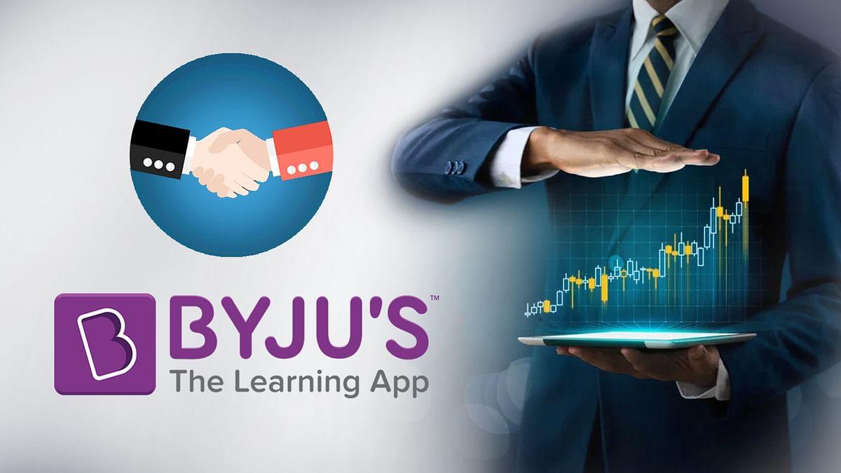 तीन अमेरिकी कंपनियों के साथ साझेदारी करने जा रही 'Byju's'