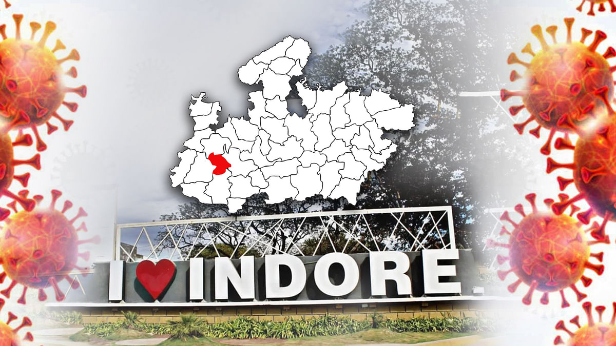 इंदौर कोरोना बुलेटिन : इंदौर 477 पाजिटिव, 7 मौतें भी