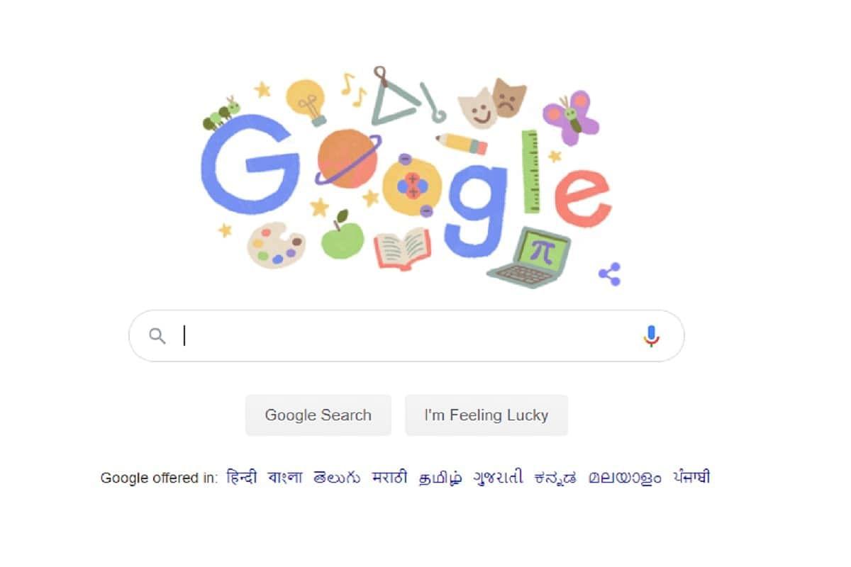 Google ने Doodle बनाकर किया शिक्षक दिवस सेलिब्रेट