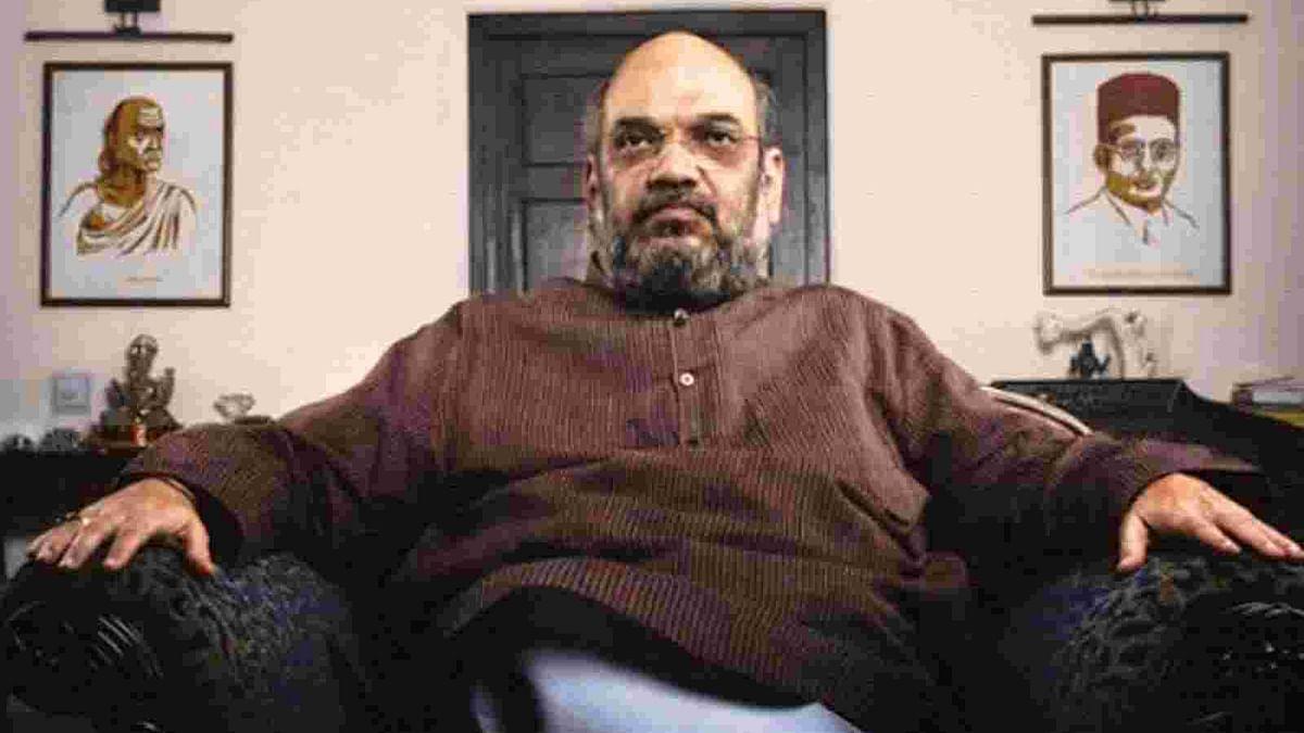 गृह मंत्री अमित शाह की फिर बिगड़ी तबीयत, AIIMS में भर्ती