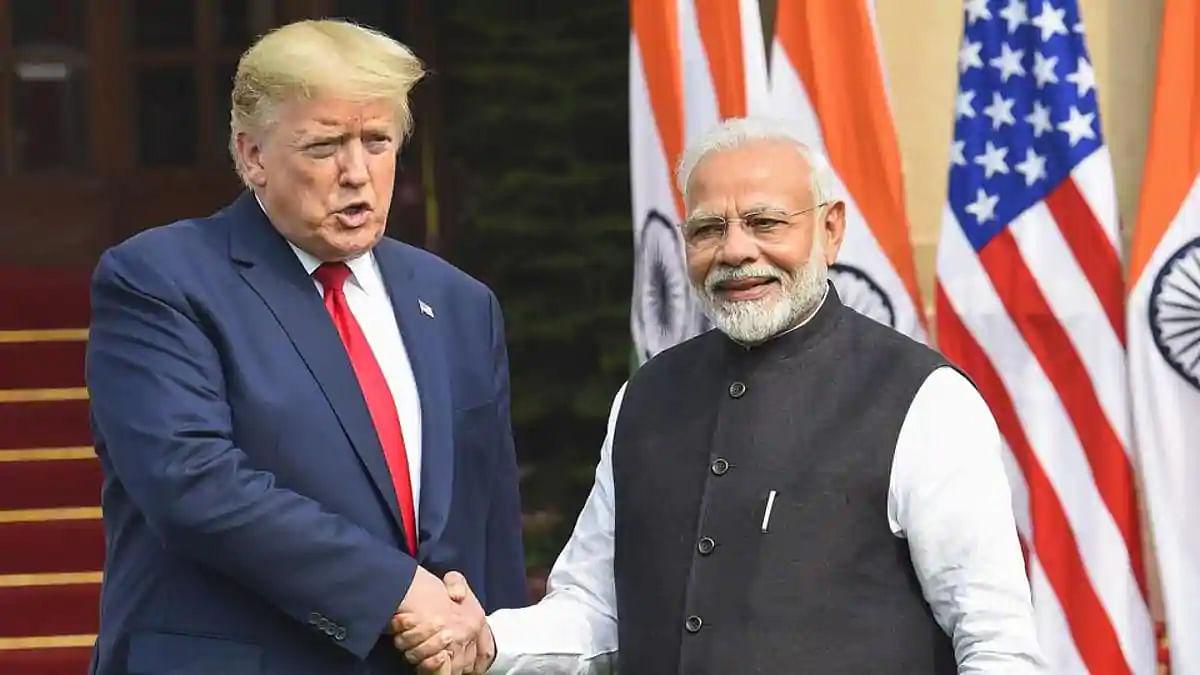 अमेरिकी ट्रम्प की PM मोदी की तारीफ