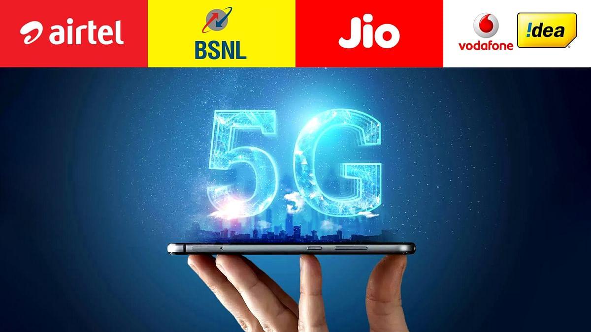 5G ट्रायल के लिए टेलिकॉम कंपनियों ने किया अपने साझेदार का चुनाव