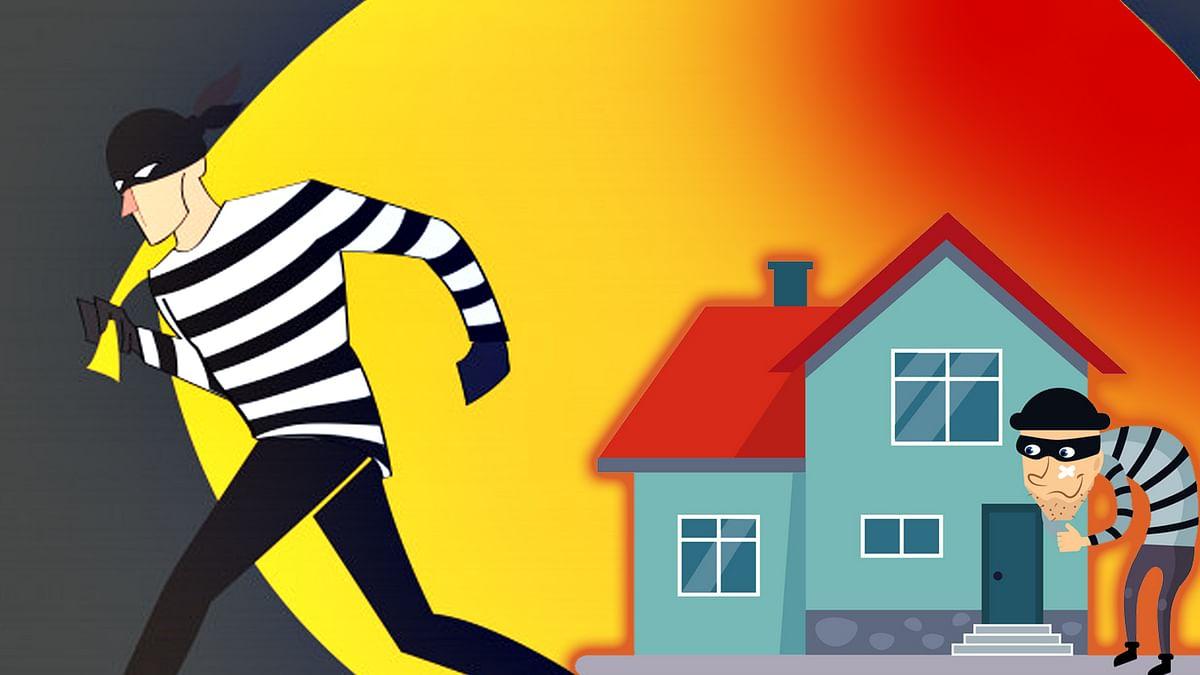 ऊर्जा मंत्री प्रद्युम्न सिंह के ओएसडी के घर से 15 लाख की चोरी, जांच में जुटी पुलिस