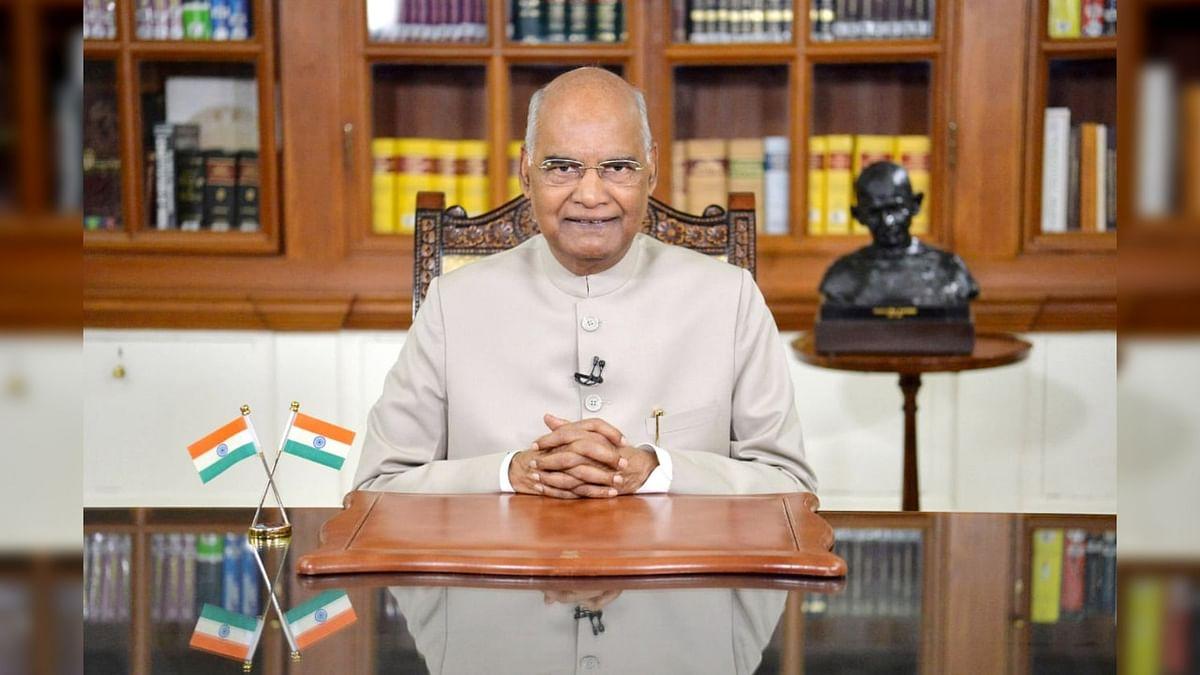 President honored three RPF jawans with Jeevan Raksha Padak
