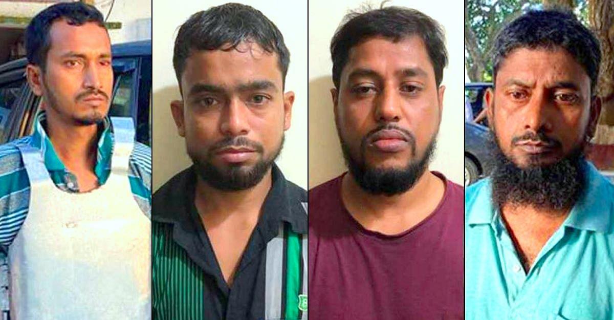 NIA की बड़ी कार्रवाई में आतंकी मॉड्यूल का भंडाफोड़- 9 आतंकी गिरफ्तार