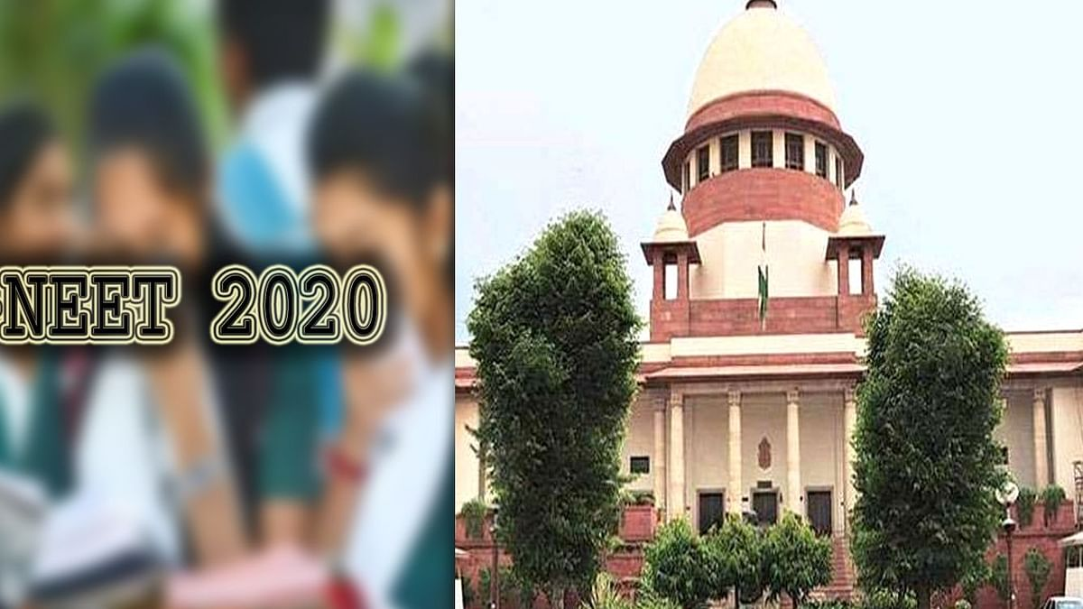 Supreme Court refuses to postpone NEET Exam