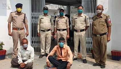 हत्या के 24 घंटे बाद पुलिस के हत्थे चढ़े आरोपी