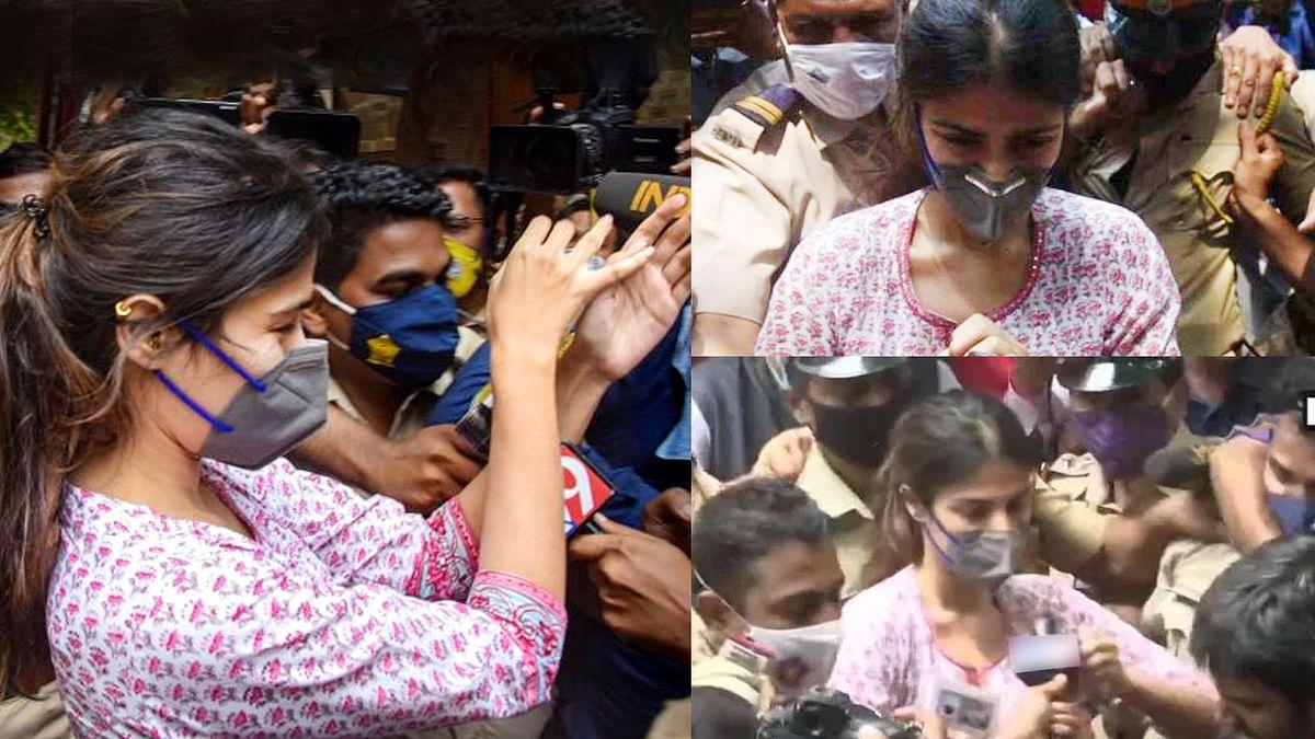 Riya Chakraborty Judicial custody extended till 6 October