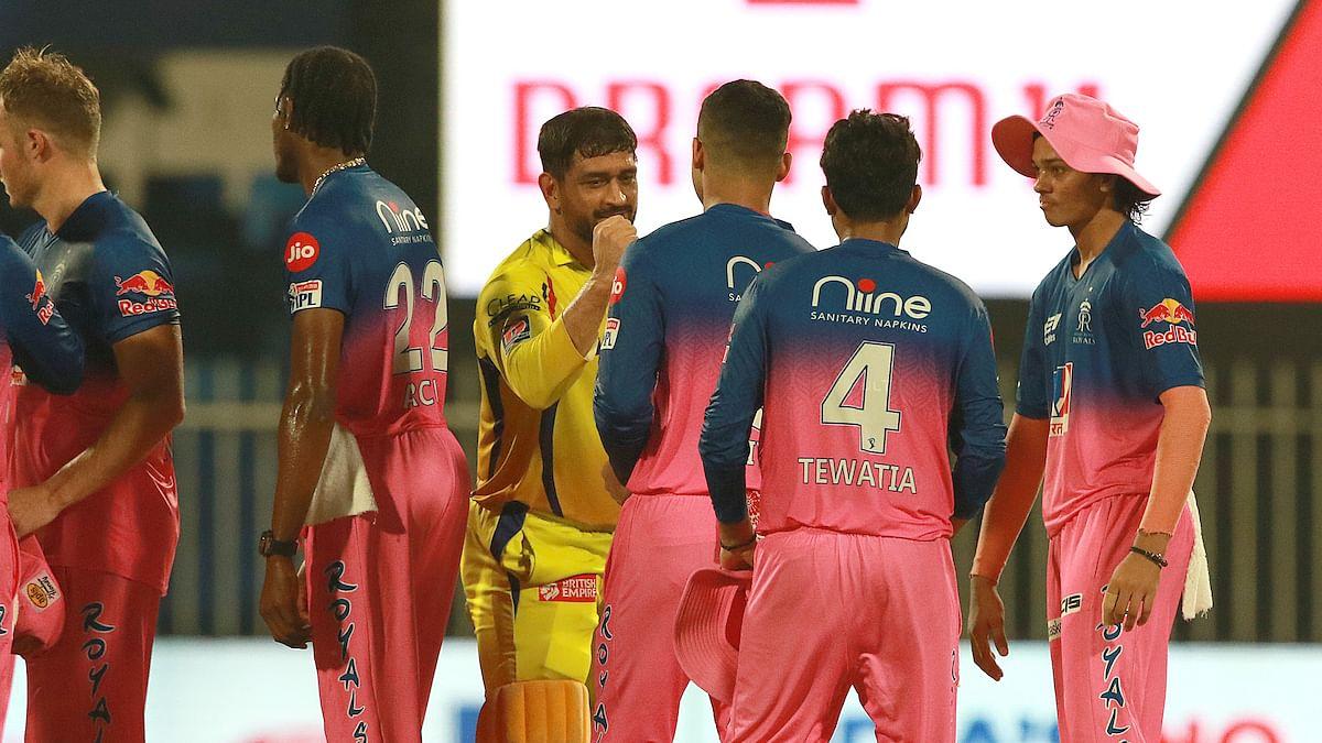 IPL: राजस्थान रॉयल्स का जीत से आगाज, धोनी ने बताई हार की वजह