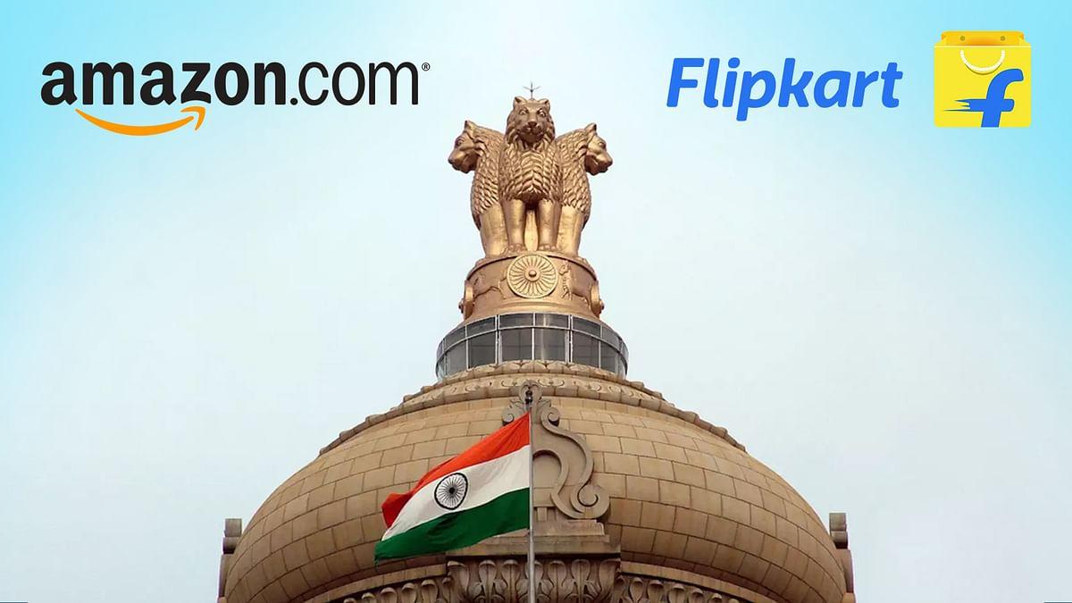 नोटिस जारी कर सरकार ने लगाई Amazon और Flipkart को फटकार