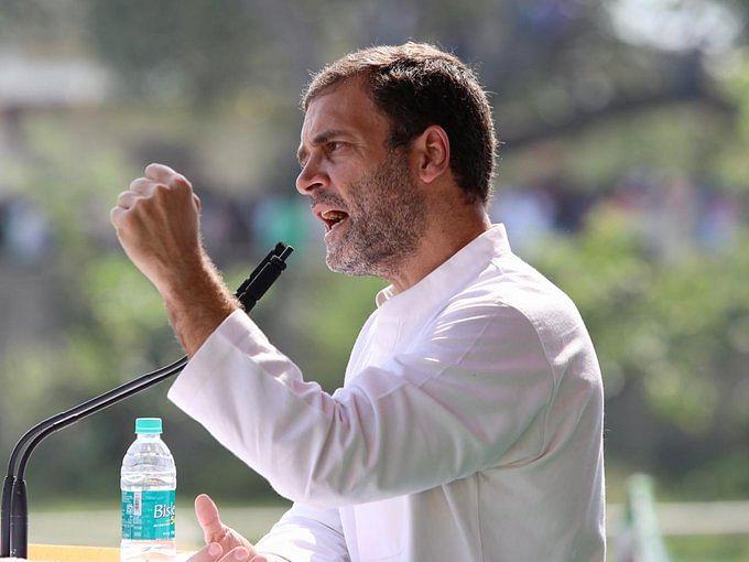 बिहार: कहलगांव की रैली में बोले राहुल गांधी-बिहार के विकास की चाबी आपके हाथ