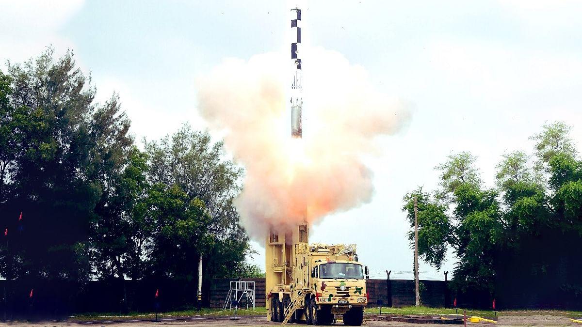 भारत को एक और बड़ी सफलता-सुपरसोनिक क्रूज मिसाइल 'ब्रह्मोस' का सफल परीक्षण