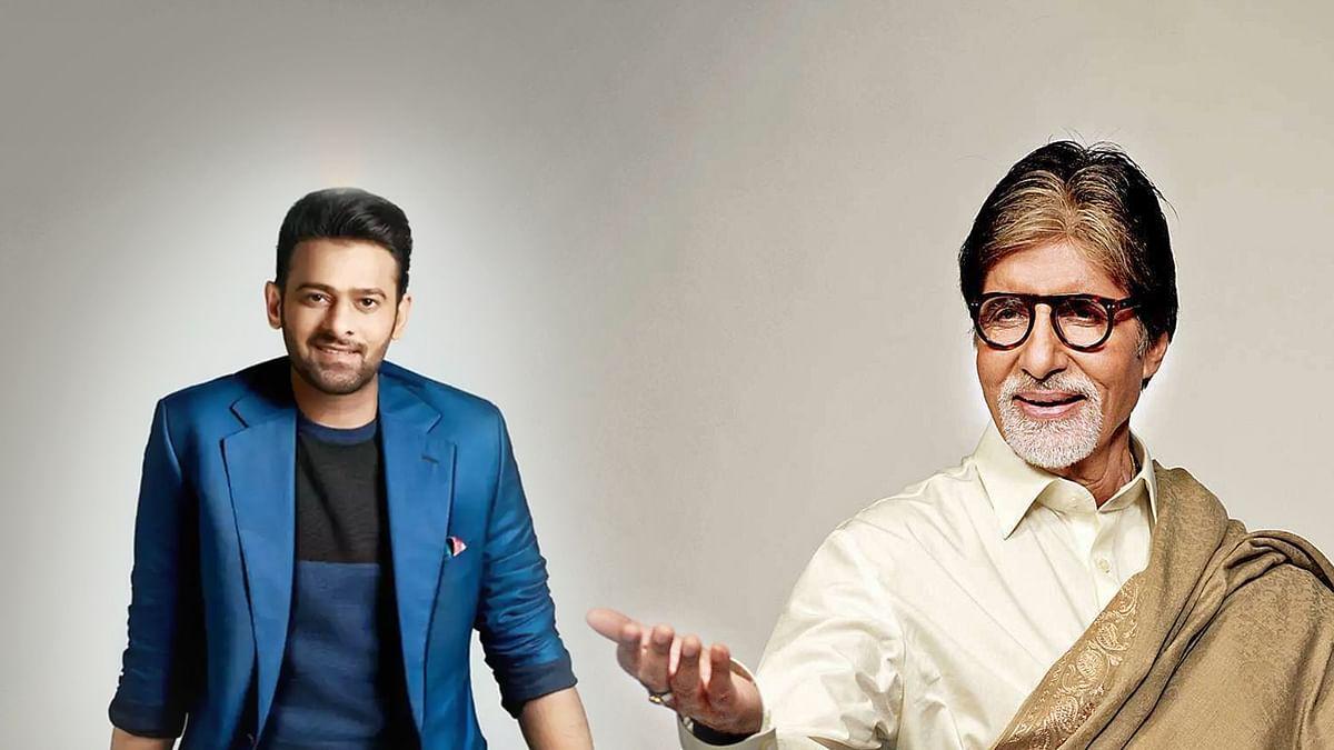 प्रभास की फिल्म में नजर आएंगे अमिताभ बच्चन, मेकर्स ने जारी किया टीज़र