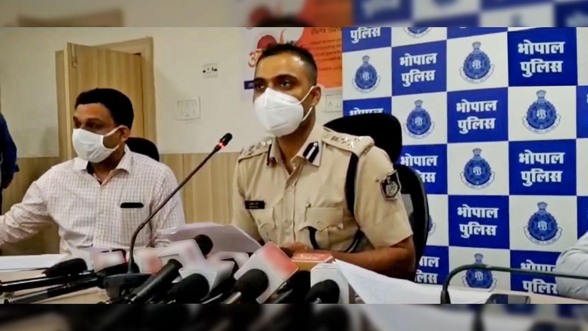 भोपाल : 70 किलो गांजे की सप्लाई करते हुए पकड़ाए 3 अपराधी