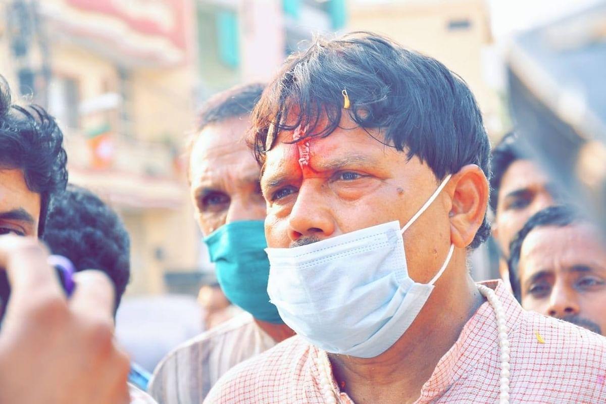 ग्वालियर : सिंधिया के नजदीकी प्रद्युम्न 33 हजार मतों के अंतर से जीते