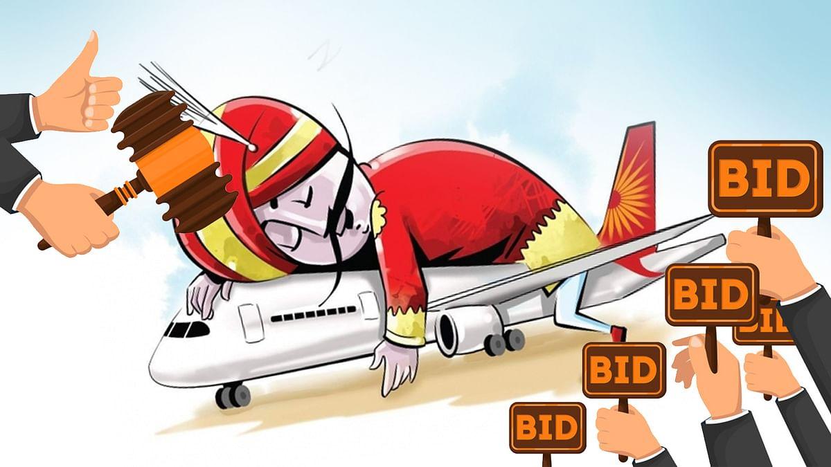 सरकार बढ़ा सकती है Air India के लिए बोली लगाने की समय सीमा
