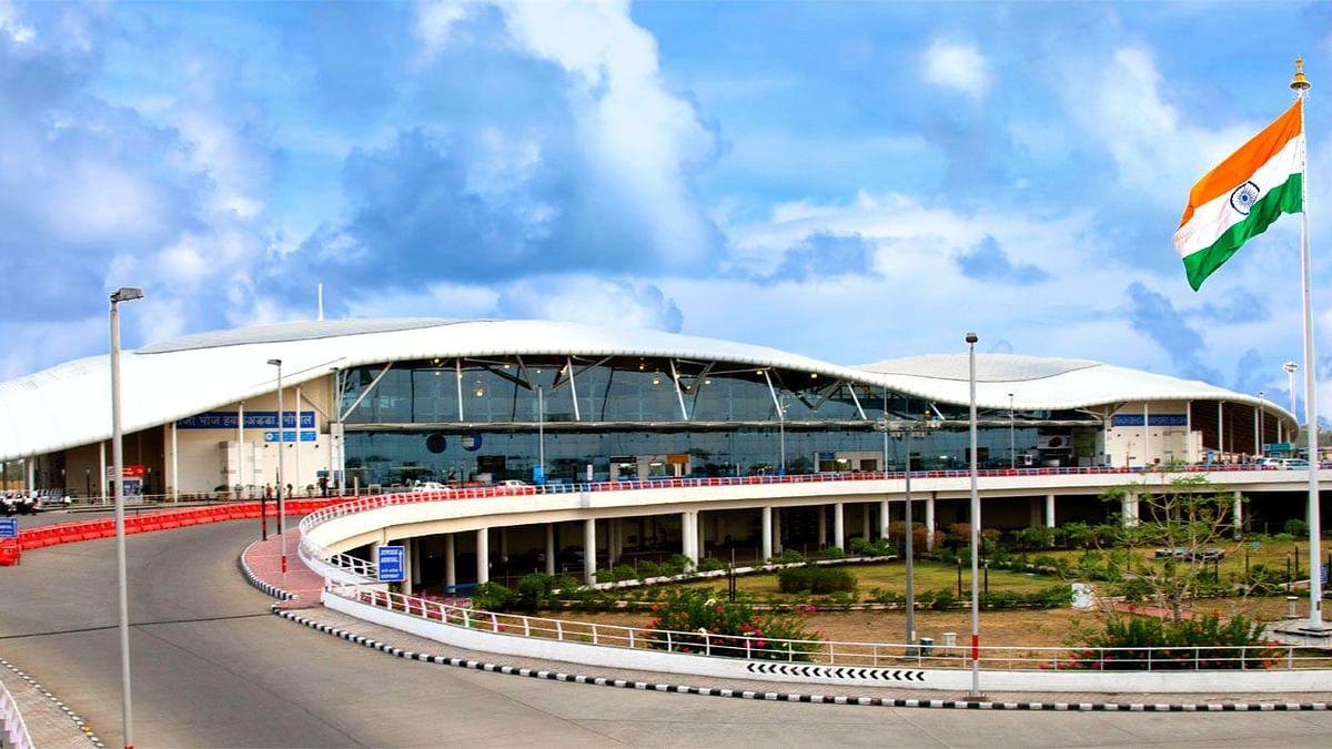 """देश के 17 प्रमुख हवाई अड्डों में """"राजा भोज एयरपोर्ट"""" को मिला पांचवां स्थान"""
