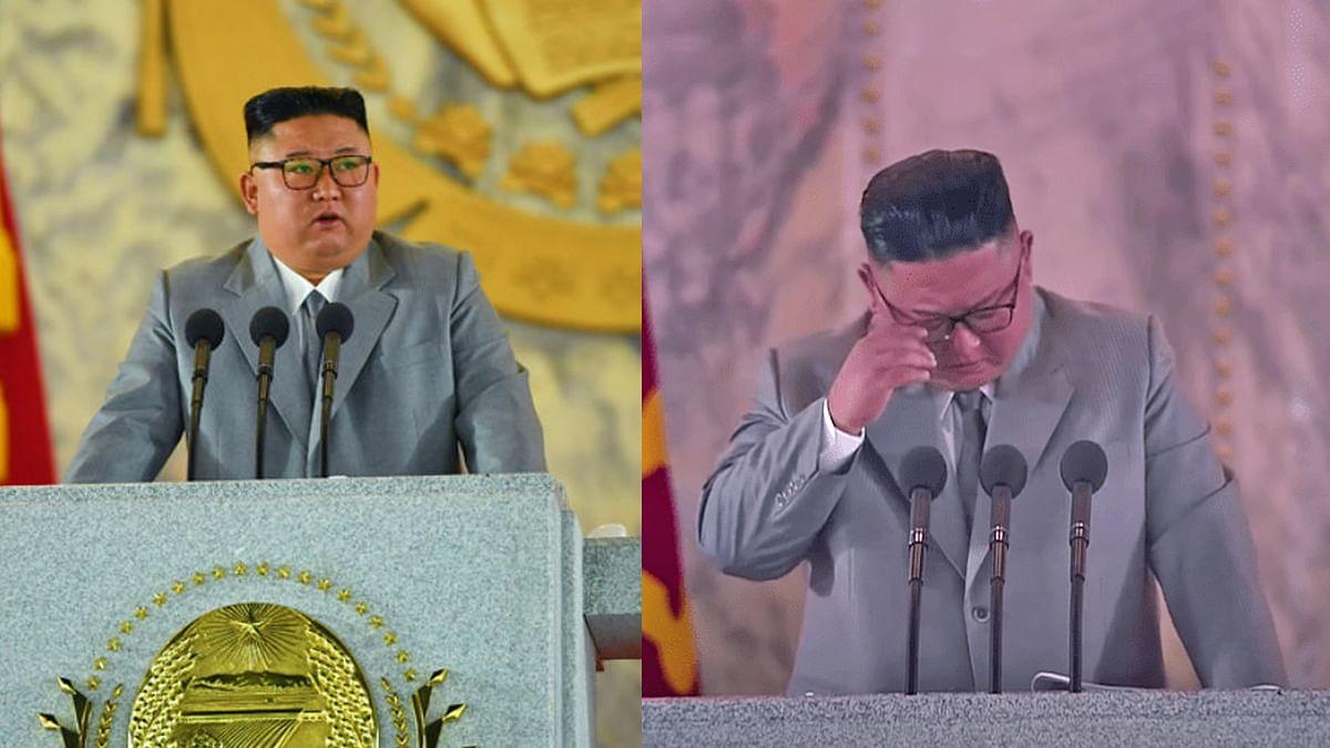 ऐसा क्या हुआ कि, रो पड़े नॉर्थ कोरिया के तानाशाह किम जोंग