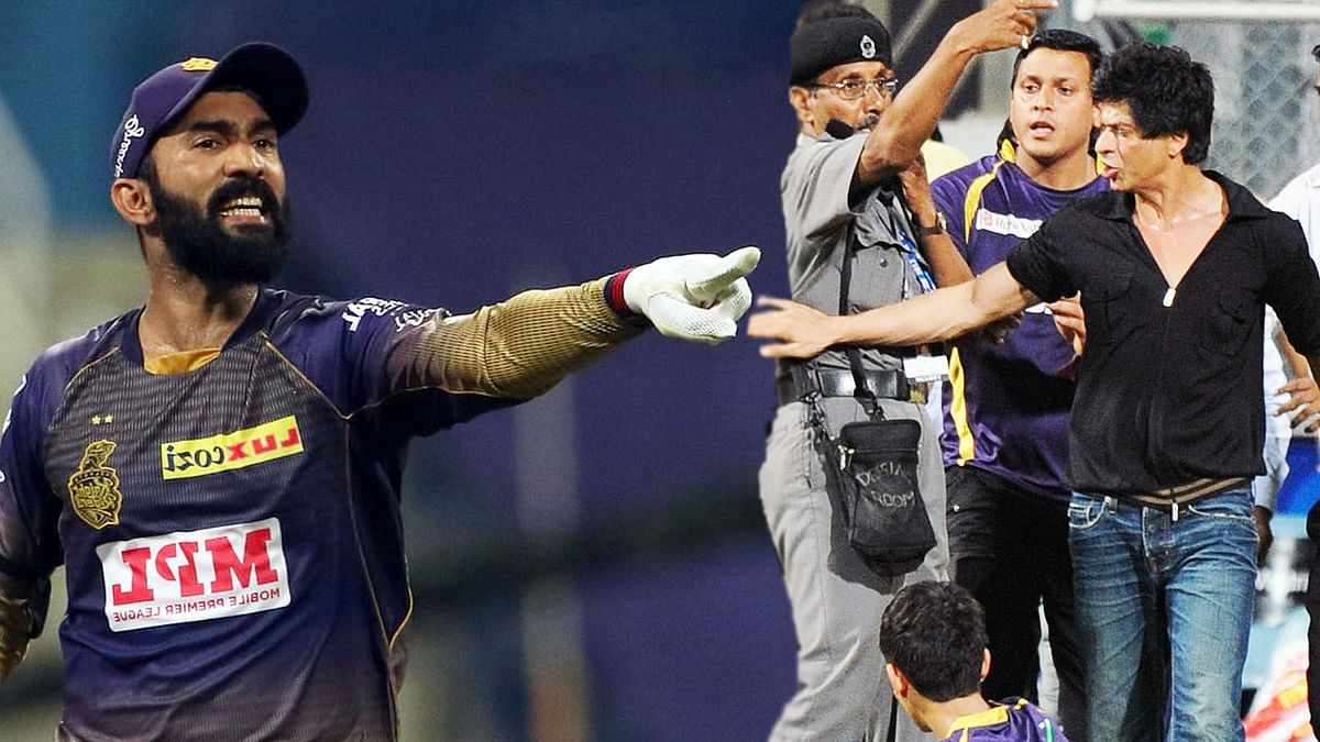 IPL 2020 में कप्तान दिनेश कार्तिक की कप्तानी पर लगातार उठ रहे सवाल।