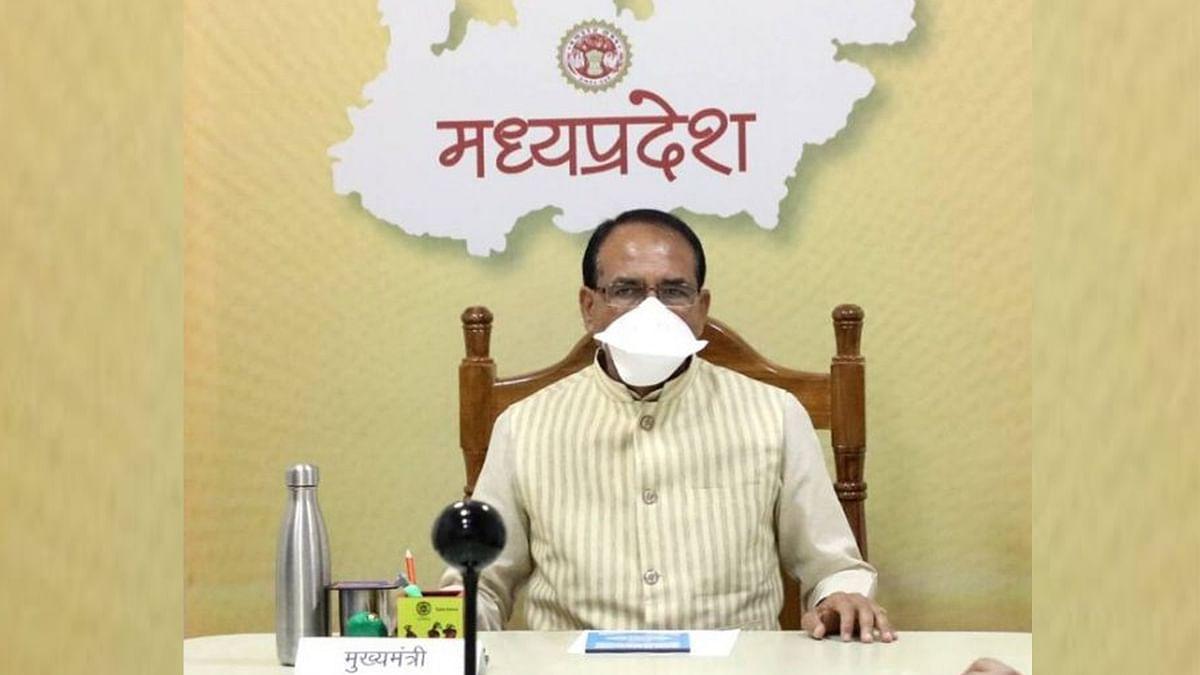 CM शिवराज ने उच्च अधिकारियों के साथ की बैठक, छात्रावासों के लिए दिए निर्देश