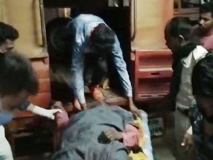 धार जिले में दर्दनाक हादसा