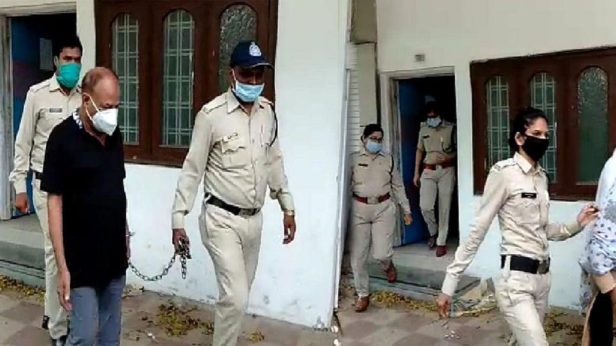 शोषण मामला: आरोपी प्यारे मियां इंदौर पुलिस की रिमांड पर, लगातार पूछताछ जारी