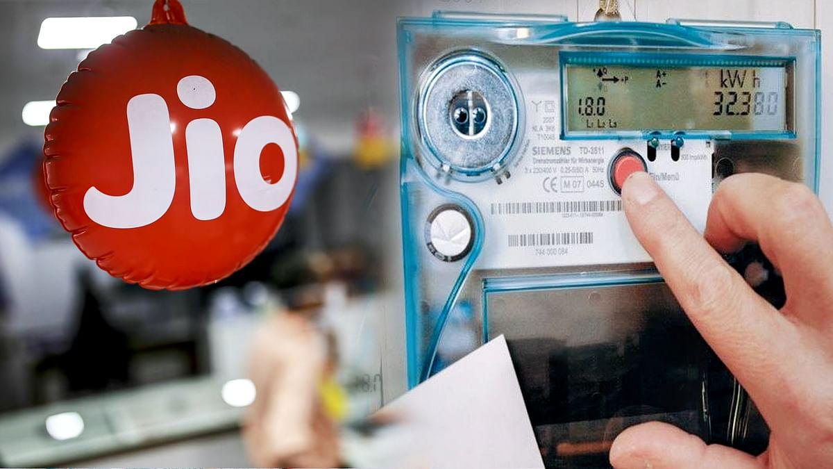 स्मार्ट इलेक्ट्रिसिटी मीटर के बाजार जल्द होगी में Reliance Jio की एंट्री