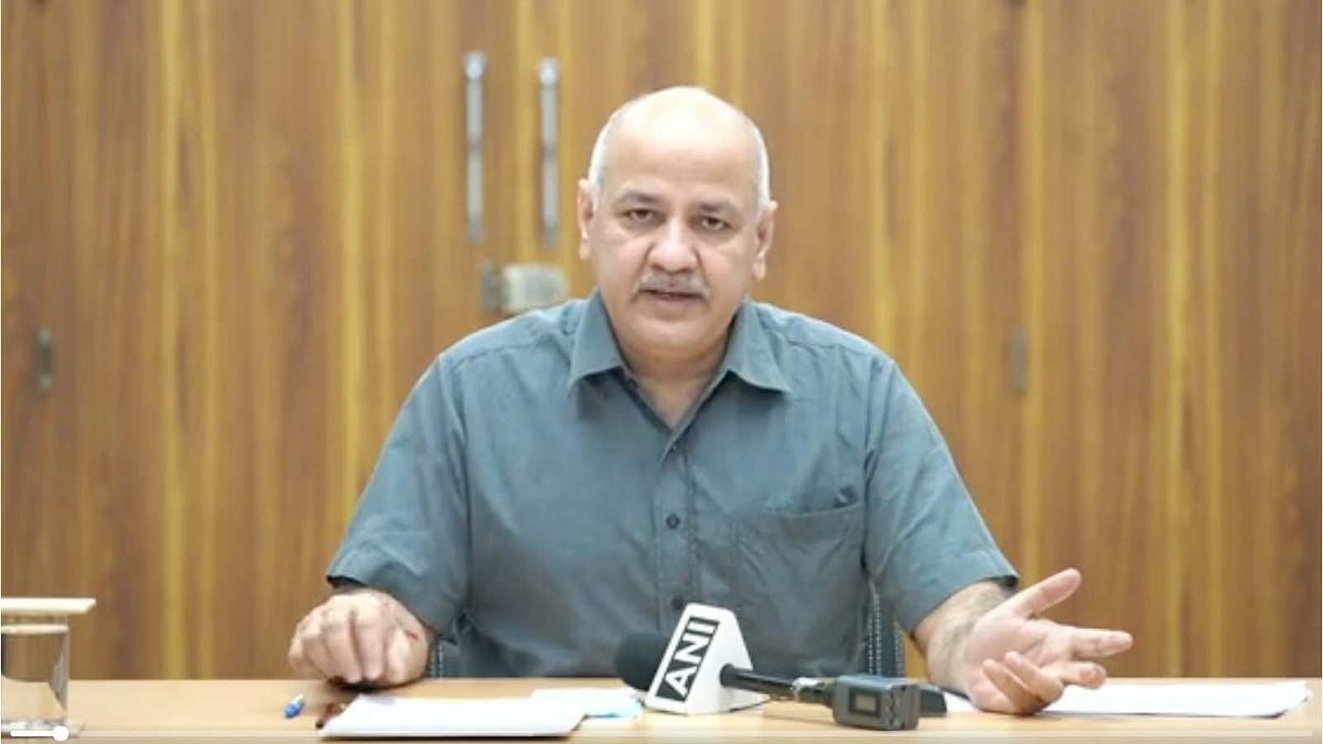 दिल्ली में स्कूल खोलने को लेकर डिप्टी CM मनीष सिसोदिया का बड़ा बयान