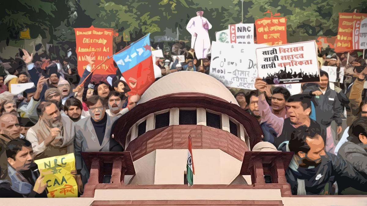 दिल्ली शाहीन बाग में प्रदर्शन मामले पर सुप्रीम कोर्ट ने सुनाया बड़ा फैसला