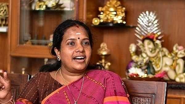 BJP महिला मोर्चा की राष्ट्रीय अध्यक्ष श्रीमती वानती श्रीनिवासन नियुक्त