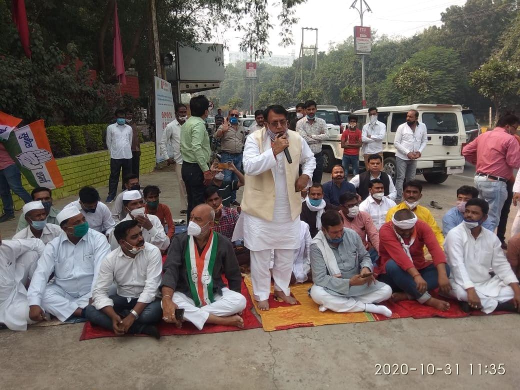 कांग्रेस का आरोप - भारत का चुनाव आयोग बना भाजपा की कठपुतली