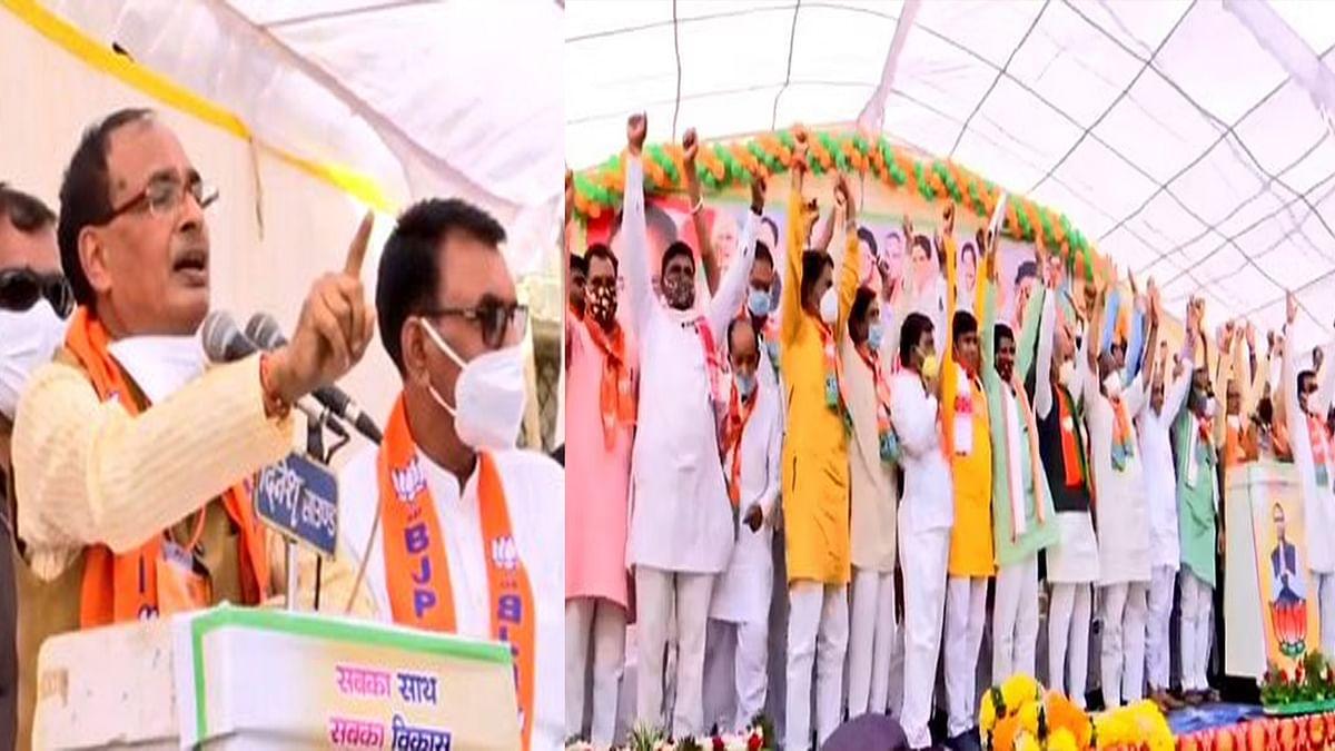 BJP को जिताने का संकल्प लें, मैं आपका सम्मान कम नहीं होने दूंगा, वादा: सीएम