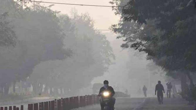MP मौसम: मानसून की विदाई से पहले हल्की सर्दी का अहसास, चलेगी ठंडी हवाएं